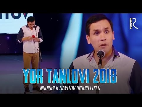 Nodirbek Hayitov - Yor tanlovi