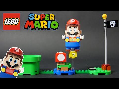 Vidéo LEGO Super Mario 30385 : Super champignon - Ensemble d'extension (Polybag)