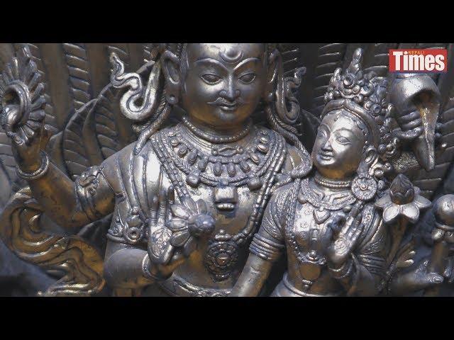 Replicating Nepal's stolen gods