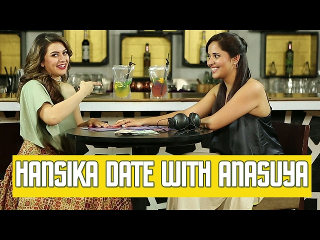 Hansika at Date With Anasuya – Full Episode – 11th February 2017