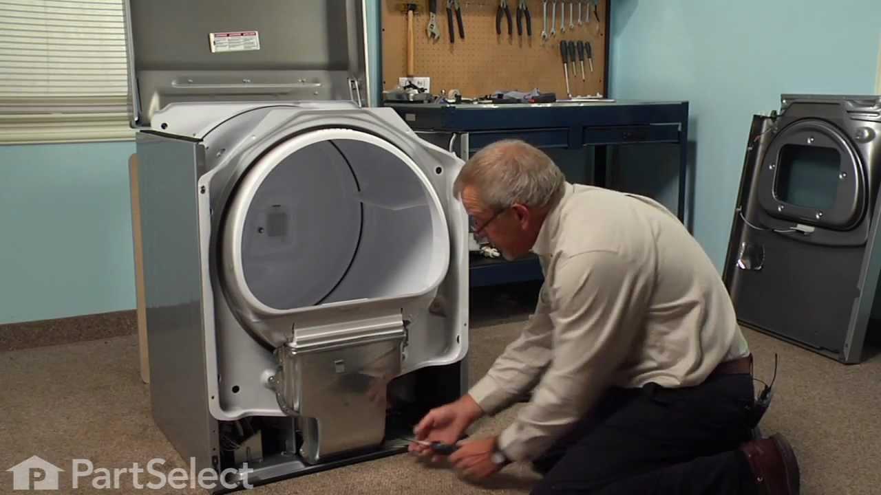 Replacing your Kenmore Dryer Dryer Radiant Flame Sensor
