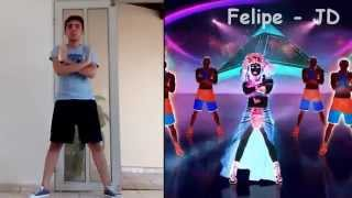 Dark Horse | Katy Perry | Just Dance 2015