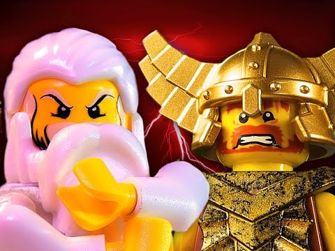 Zeus vs Thor.  Epic Rap Battles of History Season 4.