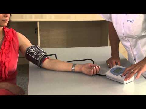 Magas vérnyomás nővér segítség