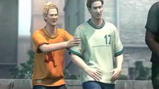 Winning Eleven 9 - Introduction du jeu (version HD) - PS2.mov
