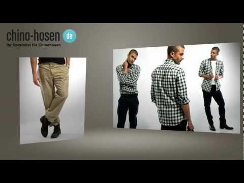 Chinos für Damen und Herren - Chino-Hosen.de Introducing