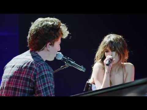 Charlie Puth & Selena Gomez - We Don't Talk Anymore [Official Live Performance] (видео)