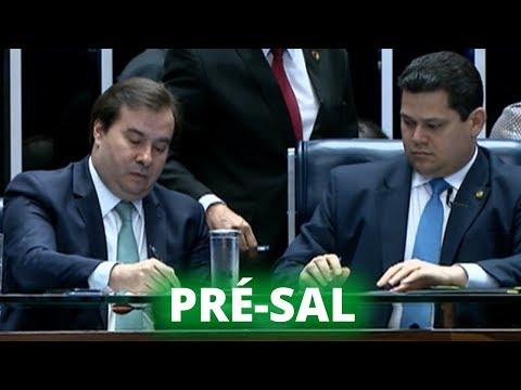 Promulgada Emenda à Constituição da Cessão Onerosa - 26/09/19
