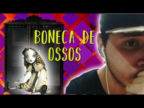RESENHA | BONECA DE OSSOS | Papo Inverso