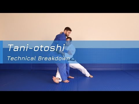 Tani-otoshi - Technical Breakdown