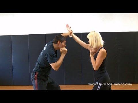 Krav Maga - 360 Degree Defenses (Proper Hand Position)