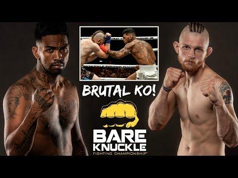 Brutal KO Finish! BKFC 7: Vistinte vs. Harris