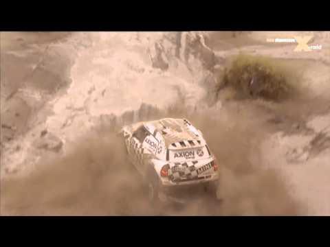 Axion X-raid Team Dakar 2016