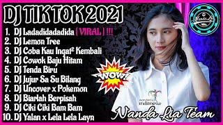 Dj Tik Tok Terbaru 2021 Dj Ladadidadadida Full Album Tik Tok...
