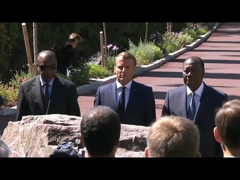 Η Γαλλία τιμά τους Αφρικανούς ήρωες της Απόβασης της Προβηγκίας…