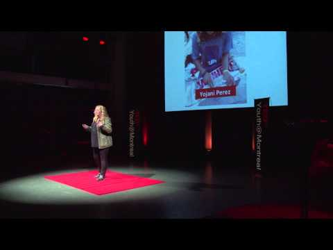 What If Skateboards Could Give Hope?: Betty Esperanza at TEDxYouth@Montreal