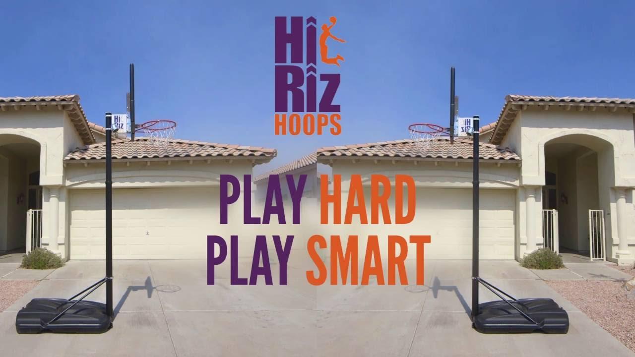 HiRiz Hoops- Product Commercial