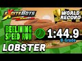 Bronze Mexico 1:44 9 Time Excitebots: Trick Racing