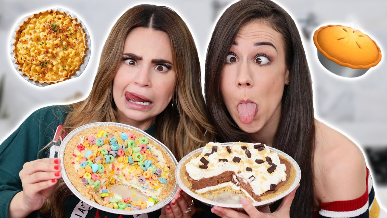The Pie Challenge w/ Colleen! thumbnail