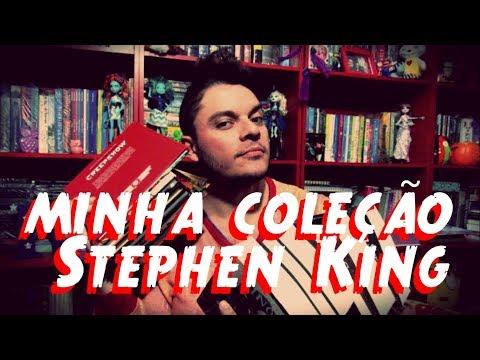 Minha coleção do Stephen King