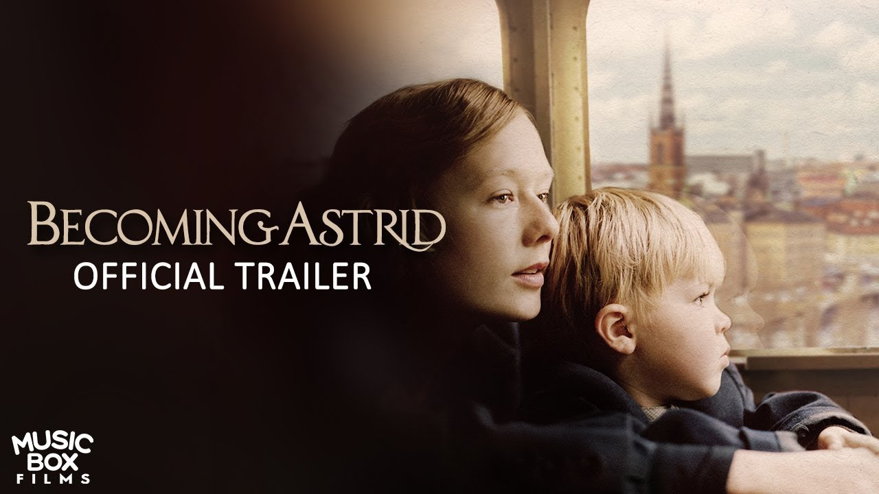 Video trailer för BECOMING ASTRID - Official U.S. Trailer