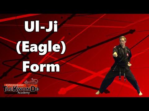 Ul-Ji (Eagle) Form