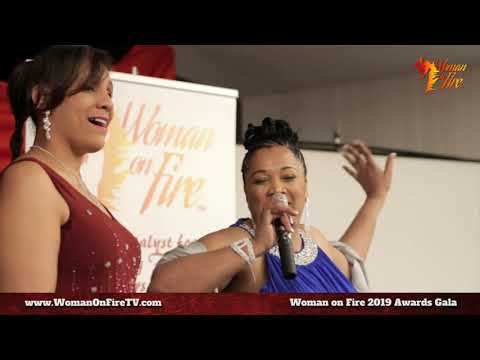 2019 Woman On Fire Awards Gala