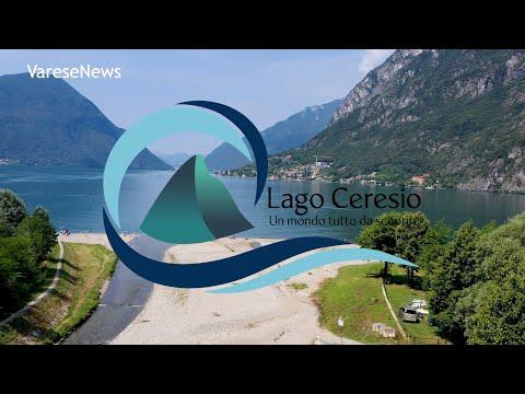 Presentato il nuovo logo del Lago Ceresio