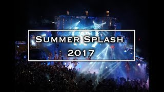 MY NIGHT -  SUMMER SPLASH 2017
