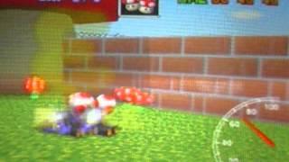 MK64 - former world record on Mario Raceway - 1'27''96 (NTSC: 1'13''15)