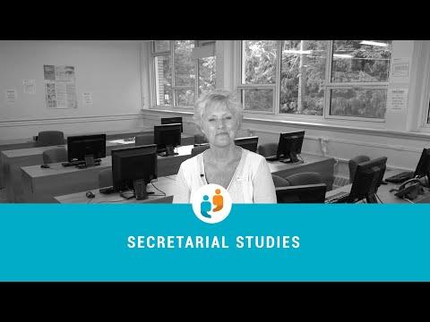 DVS in secretarial studies
