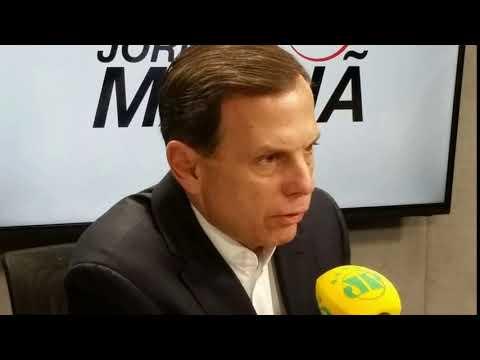"""Geraldo Alckmin """"cometeu erro"""" ao ter Márcio França como vice, dispara Doria"""