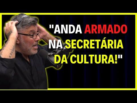 ALEXANDRE FROTA CONTA ANDA O MINISTRIO DA CULTURA NOS DIAS DE HOJE| Cortes Podcast - Os Melhores!