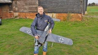 ESSENTIAL RC FLIGHT TEST: HobbyKing GIANT RC 1 6 ELECTRIC FW