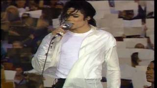 Michael Jackson - Heal The World (Live Superbowl 1993)  (High Quality video) (HD)