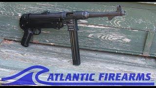 GSG MP40 Pistol 9mm at Atlantic Firearms
