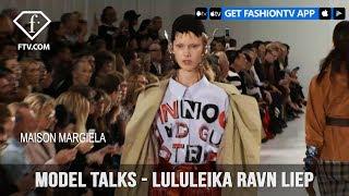 Models Spring Summer 2017 Lululeika Ravn Liep | FashionTV
