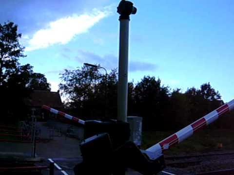 Spoorwegovergang Vierlingsbeek 2
