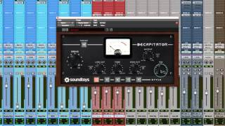 Soundtoys Decapitator - Mixing With Mike Plugin of the Week