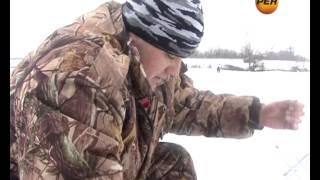 Зимняя рыбалка в елецком районе