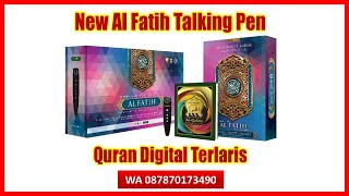 Al-Quran New Al-Fatih Talking Pen (Quran Pen Digital)