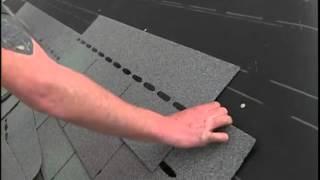 Asphalt Roof Shingles Installation
