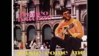 Franco Battiato - Il mondo va così - 1967