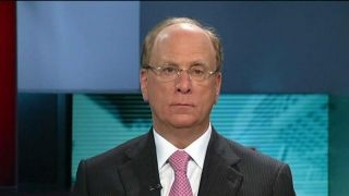 Blackrock CEO: Lowering corporate taxes will bring businesses back to the U.S.