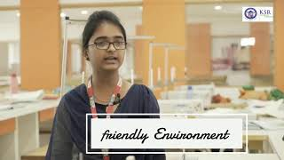 KSR Educational Institutions – Student Testimonial- V2