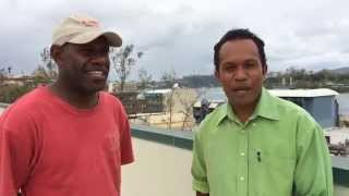 preview picture of video 'SDA Elder & Church Clerk - After Cyclone Pam'