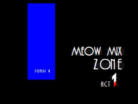 Meow Mix Zone (16-Bit Version) Mp3