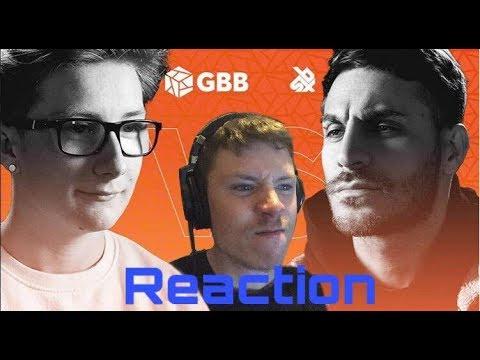 RYTHMIND VS BALANCE GBB19 REACTION !!