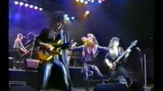 EUROPE at Hammersmith 1987 - Love Chaser