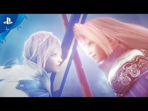 DISSIDIA FINAL FANTASY NT – Open Beta Trailer | PS4 thumbnail